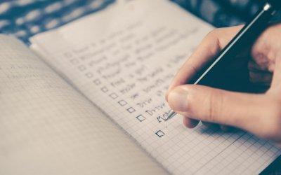 BIT Inspection Checklist