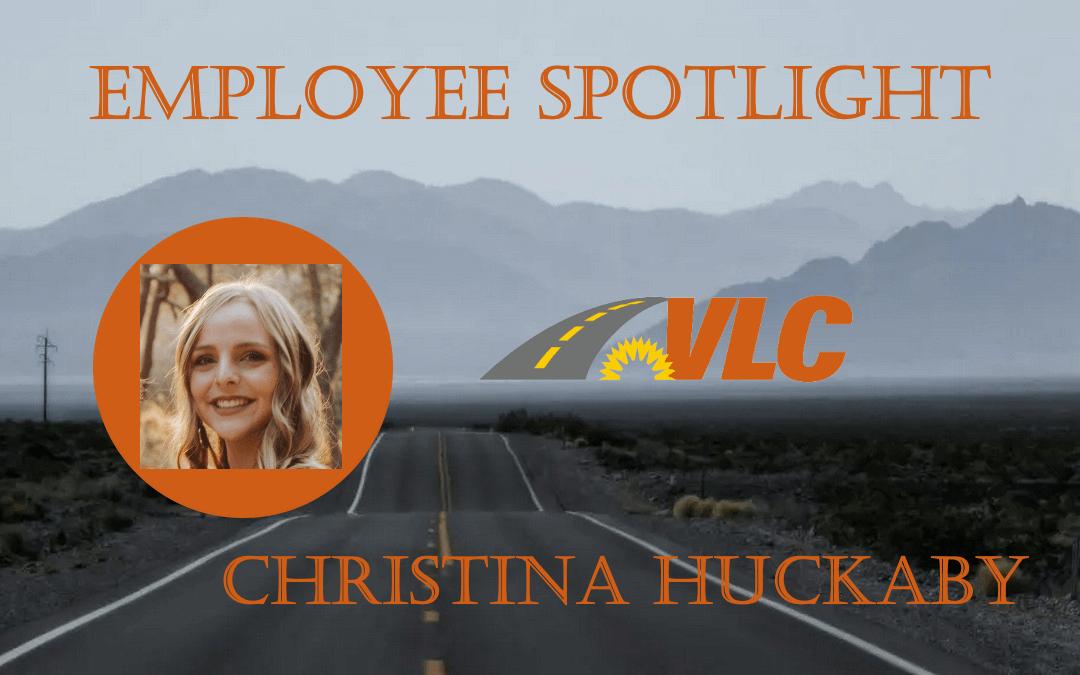 Employee Spotlight: Christina
